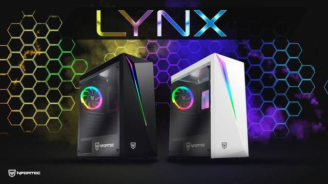 Lynx es la nueva caja RGB de Nfortec