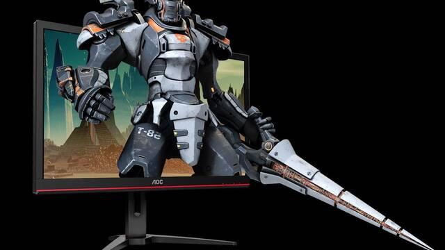 AOC lanza un monitor 4K HDR Freesync por 369 euros