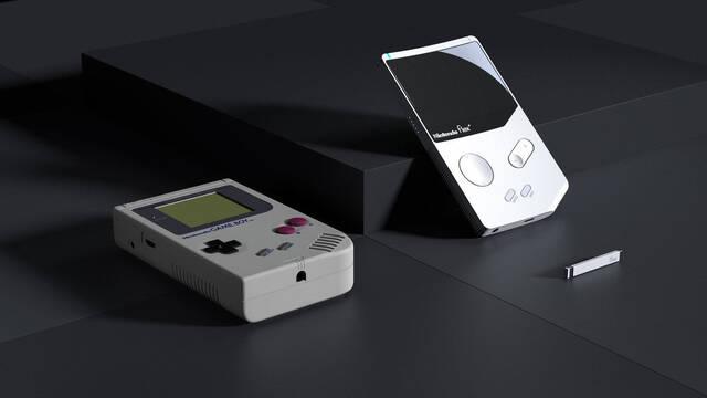 Así sería la Game Boy si la hubieran diseñado en 2019