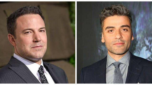 Star Wars: Ben Affleck ha intentado sonsacar información a Oscar Isaac