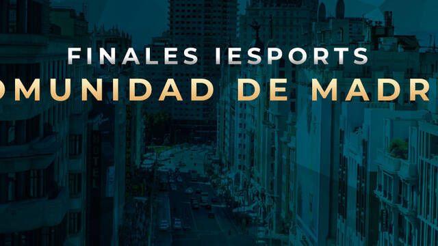 Las finales de IESports de la Comunidad de Madrid serán en la Vaguada