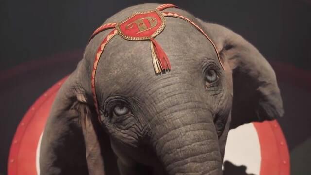 Nuevo vistazo a 'Dumbo', la película de acción en vivo de Disney