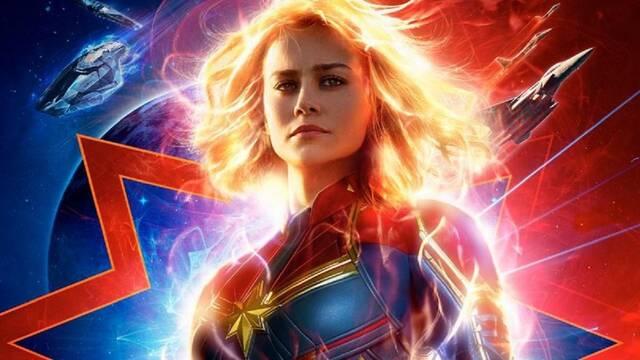 Capitana Marvel: Estiman que recaudó entre 20-24 millones el jueves noche