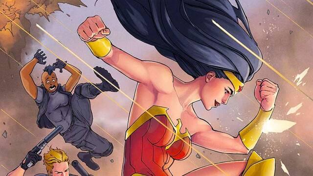 DC Cómics confirma que Mariko Tamaki se encargará de Wonder Woman este verano