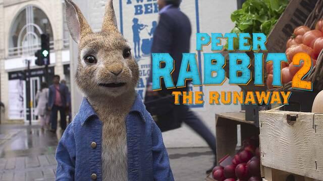 Sony confirma que Peter Rabbit 2 se retrasa a agosto por el coronavirus