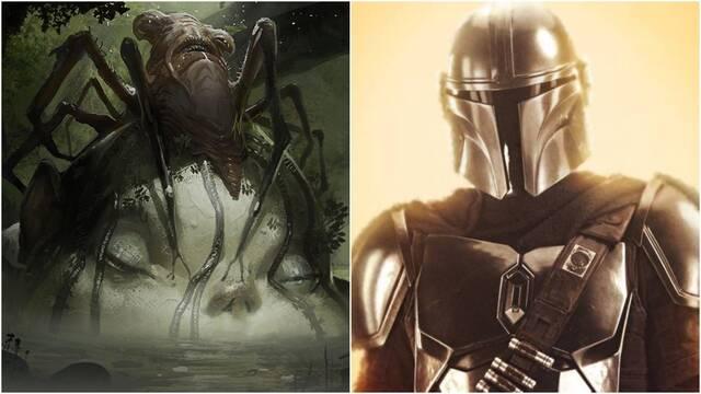 Star Wars: Una de las criaturas eliminadas del Episodio IX podría aparecer en The Mandalorian