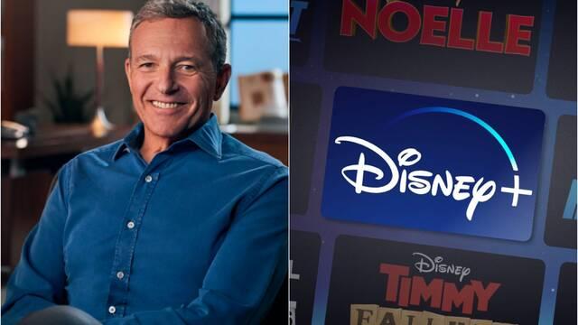 El anterior CEO de Disney, Bob Iger, se encargará de 'arreglar' a Disney+