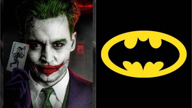 The Batman: Imaginan a Johnny Depp como el Joker
