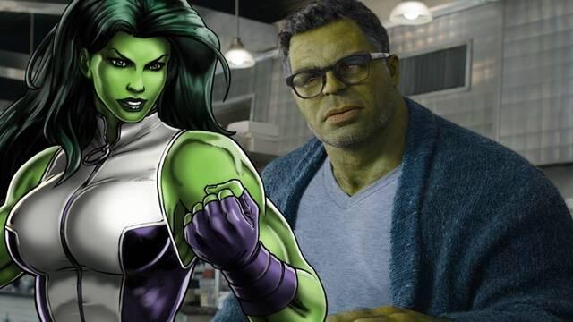 She-Hulk en Disney+: Mark Ruffalo aparecerá en la serie de Marvel