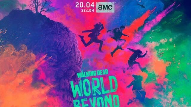 The Walking Dead: World Beyond estrena póster e imágenes antes de su estreno