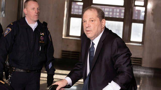 Harvey Weinstein condenado a 23 años de cárcel