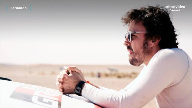 Amazon Prime Video estrenará el esperado documental de Fernando Alonso