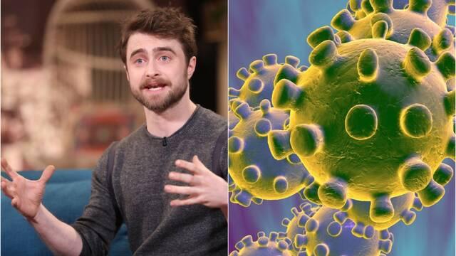 No, Daniel Radcliffe no está infectado por el coronavirus
