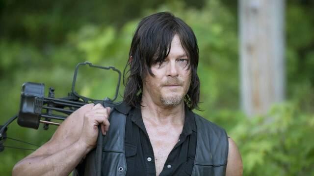 Norman Reedus: 'Como me maten en The Walking Dead le prendo fuego a todo'