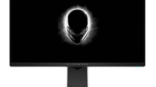 """Alienware también presenta monitor: AW2521HF de 24,5 """" y compatible con FreeSync y GSync"""
