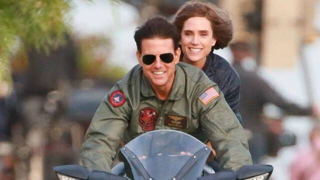 Top Gun 2: Tom Cruise pagó las clases de aviación a su compañero de rodaje