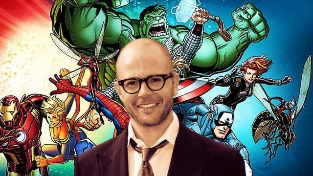 Damon Lindelof, creador de Watchmen, está interesado en Marvel