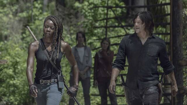 Los productores de The Walking Dead hablan de la pandemia de COVID-19