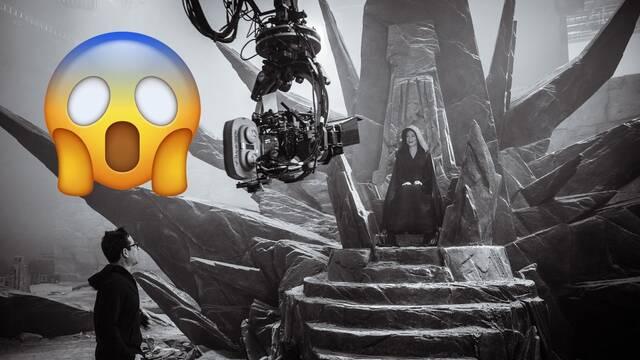 ¿Rey en el Trono de Palpatine? Star Wars: Rise of Skywalker enloquece las redes con esta imagen