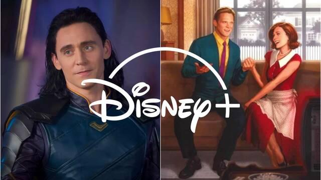 Loki y WandaVision, series de Marvel Studios, afectadas por el coronavirus