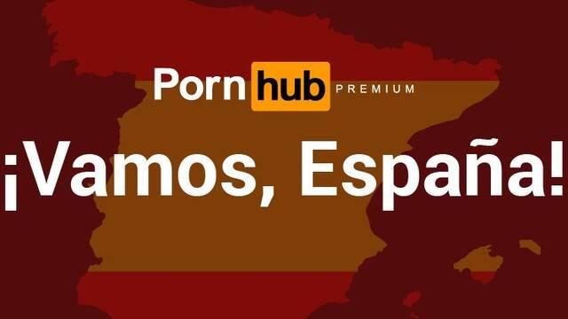 Pornhub premium será gratis en España por el coronavirus