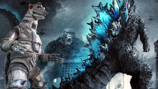 Godzilla v Kong: MechaGodzilla tendrá un papel fundamental en la trama