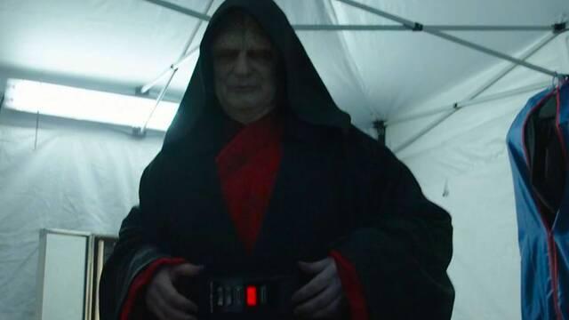 Star Wars: Así es el nuevo traje de Palpatine en El ascenso de Skywalker
