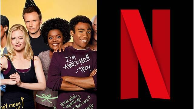 La aclamada Community llegará a Netflix el 1 de abril