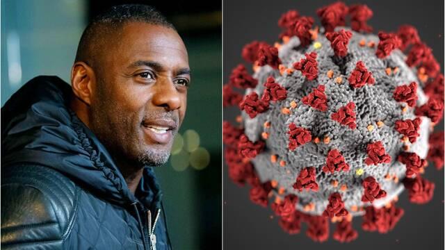 El actor Idris Elba da positivo por coronavirus: 'Esto es serio'