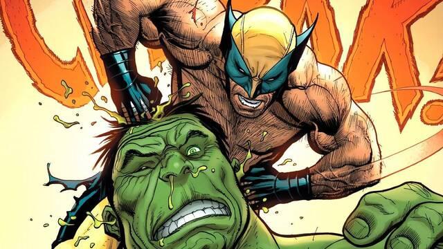 Lobezno y Hulk cruzan destinos en un nuevo cómic de Marvel