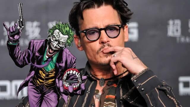 The Batman: Kevin Smith también quiere a Johnny Depp como Joker