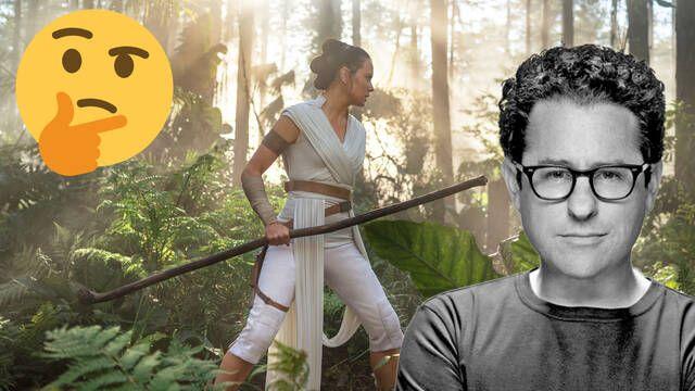 J.J. Abrams justifica el origen de los padres de Rey y su legado en Rise of Skywalker