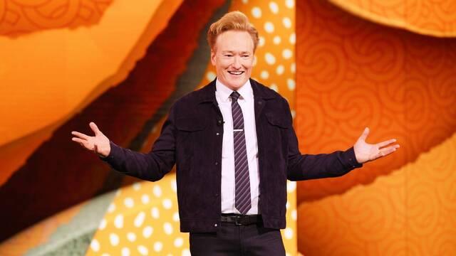 Conan O'Brien grabará su programa con un iPhone, sin público