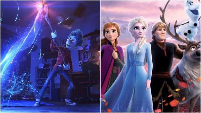 Disney lanzará Onward y Frozen 2 en Disney+ y digital antes por culpa del coronavirus