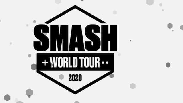 Llega el Smash World Tour, el circuito de torneos de Smash Bros. con 250.000 $ en premios