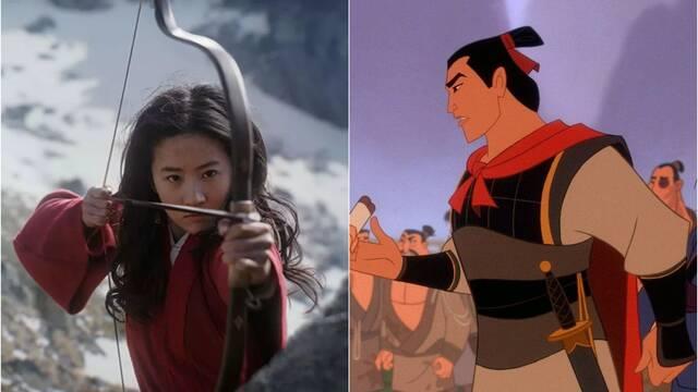 Mulan: La ausencia de Li Shang se debe al movimiento #MeToo