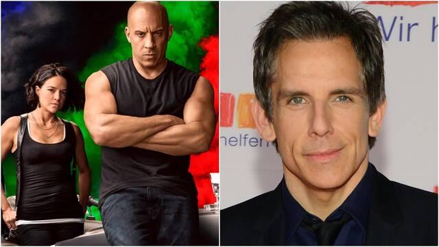 Ben Stiller podría aparecer en Fast and Furious 9