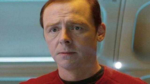 Star Trek: Simon Pegg critica a Paramount por maltratar la saga y culpa a Marvel
