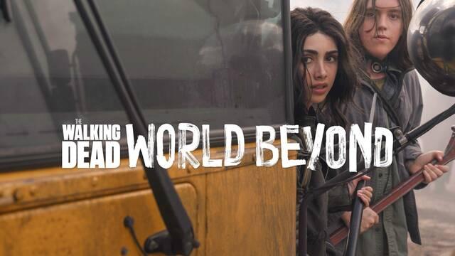 The Walking Dead: World Beyond retrasa su estreno para finales de año