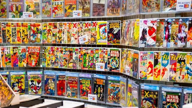 Los lanzamientos y cómics de Marvel y DC se retrasan por culpa del coronavirus