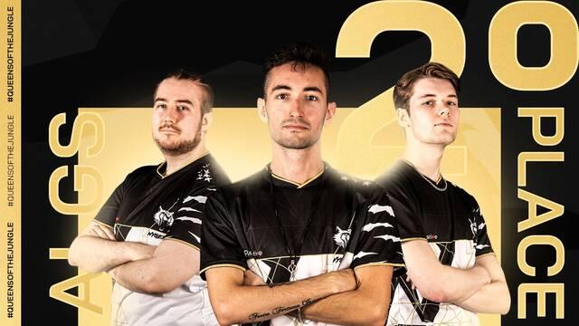 Wygers se convierte en el subcampeón de Europa del Online Tournament de Apex Legends