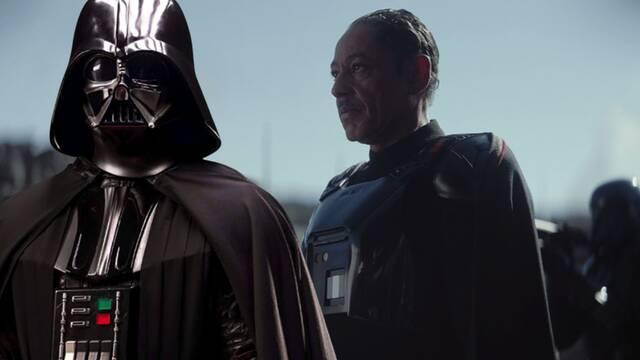 The Mandalorian: Darth Vader fue la inspiración de Moff Gideon