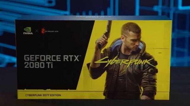 Así lucen las 'tripas' de la NVIDIA GeForce RTX 2080 Ti Cyberpunk 2077 Edition
