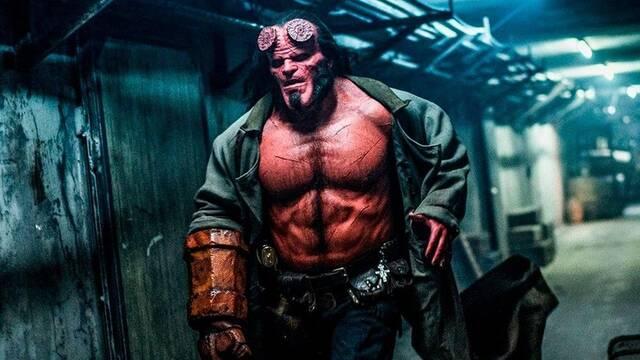 David Harbour: 'El reboot de Hellboy fracasó por los fans de la versión de Guillermo del Toro'
