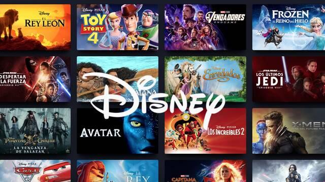 Las 25 mejores películas disponibles en Disney+ España