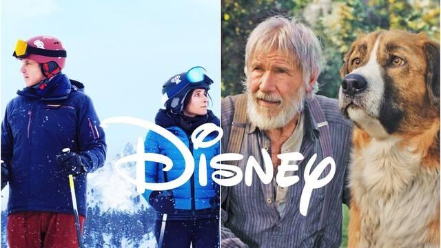 Disney lanzará antes La Llamada de lo Salvaje y Downhill en digital