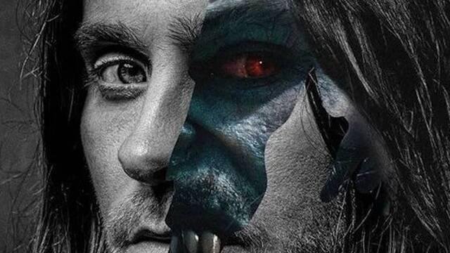 Así es el primer póster de 'Morbius' con Jared Leto