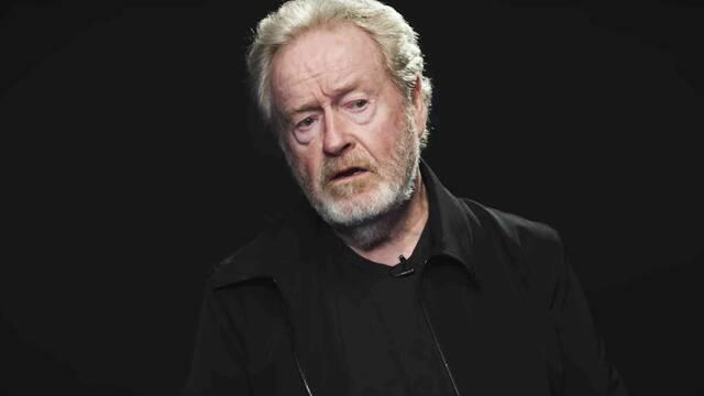 Ridley Scott: 'Ojalá no me lleve el coronavirus y pueda terminar mi próxima película'