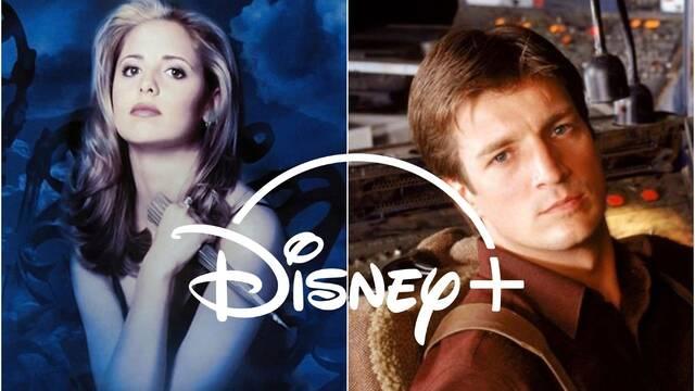 Disney+ quiere añadir series adultas como Buffy o Firefly