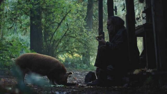 Nicolas Cage protagoniza el thriller de Pig, para alegrarnos el viernes